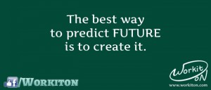 Workiton predict the future