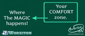 Workiton comfort zone