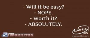 Workiton worth it