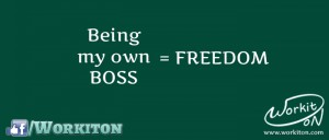 Workiton  freedom be the boss