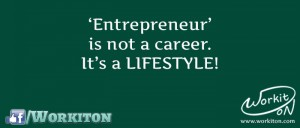 Workiton entrepreneur lifestyle
